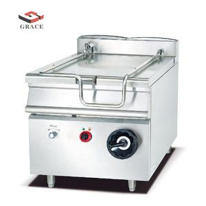 Multifunctional Stainless Steel Grace Cooking Commercial Kitchen Equipment Electric Tilting Braising Pan For Restaurant