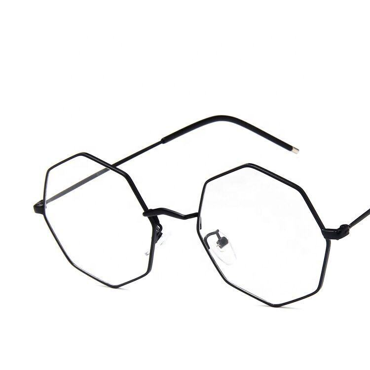 2019 Blue Light Blocking Glasses Optical Glasses Men Women Square Copper Reading Glasses