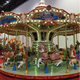 Outdoor Amusement Park Rides Luxury Merry Go Round Carousel For Sale