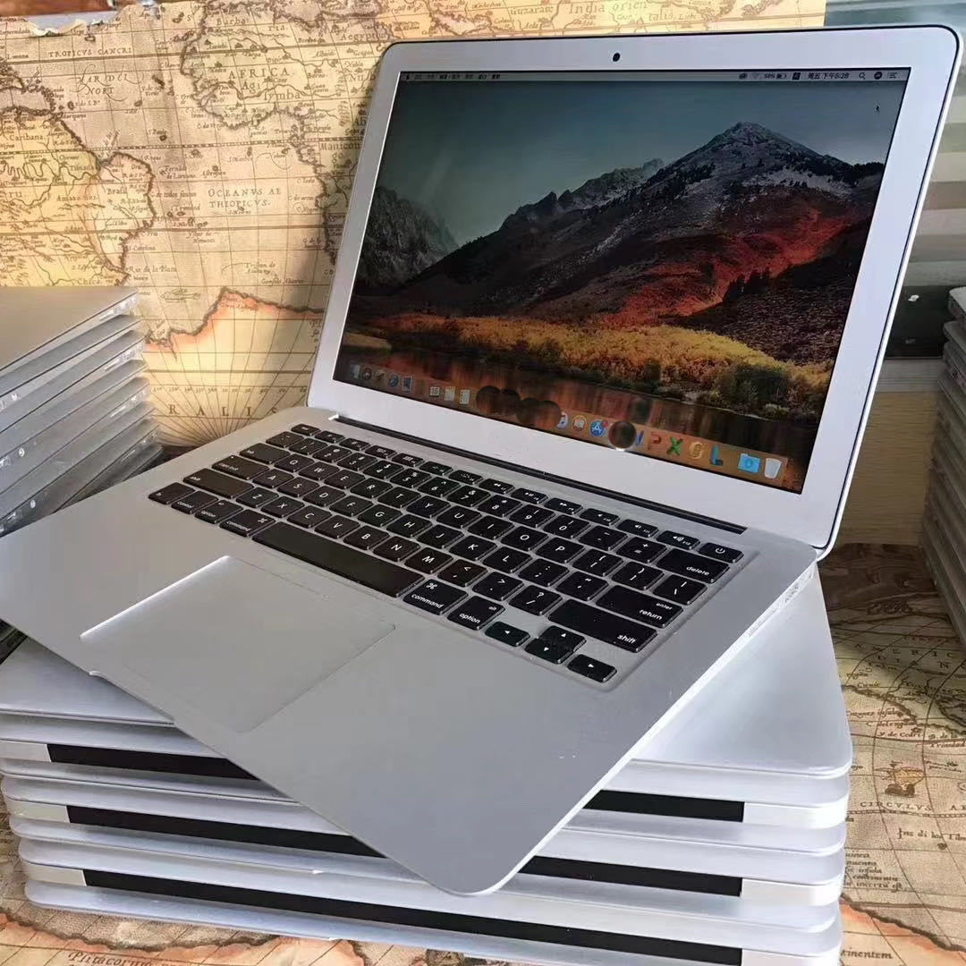 Full unlocked Used Laptop for MacBook Pro 13.3 15.4inch I5 I7 Second hand Notebook for Mac book 976 975 H42 W82 X92 16GB 32GB