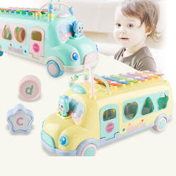 Wholesale 2020 plastic new children kids baby toys toys learning education music car
