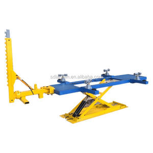 Best quality CE approved auto collision repairing bench/frame machine/slipway for auto body repair