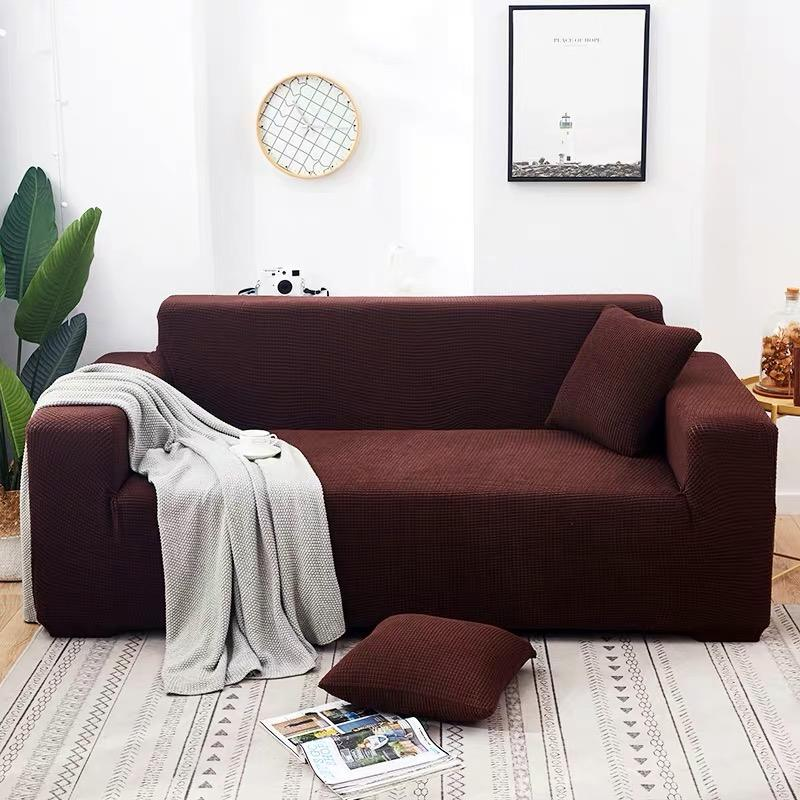 Meubelen Protector Waterafstotend Sofa Cover Hoge Stretch Couch Hoes Super Zachte Stof Couch Cover