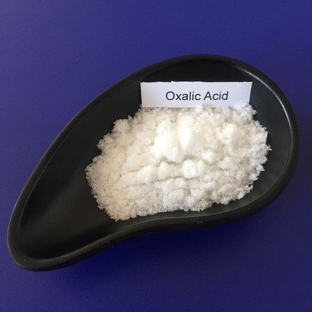 Factory Price For Dyeing Textile Leather water treatment Oxalic Acid 99.6%
