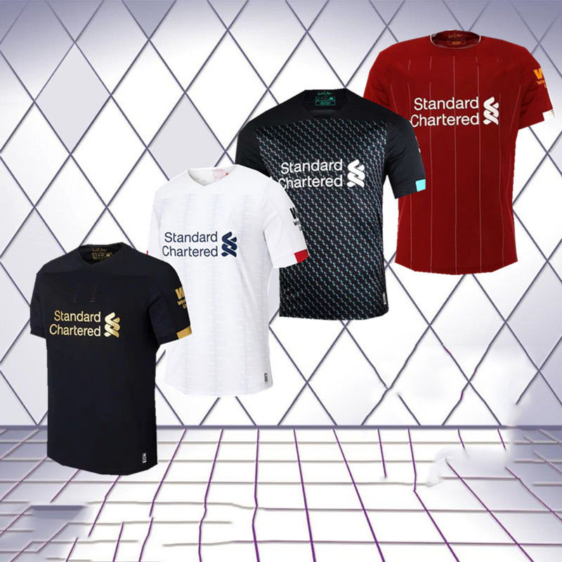 2020 Liverpool soccer wear jersey uniform for men hot football & soccer shirts football jersey