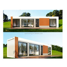 2020 new design low cost pre fab house containers from one stop service Chinese suppliers