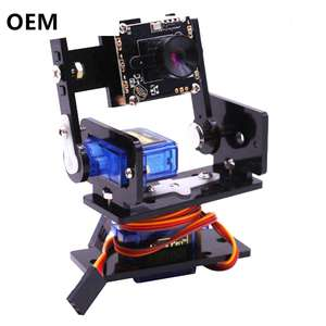 Lonten Camera Module Smart Vision Sensor Pan-Tilt Kit Met 2 Stuks Micro Servo Smart Robot Hd Camera Voor raspberry Pi-Camera/Zingen