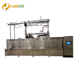 ASME certified co2 extraction machine, supercritical co2 fluid extraction equipment