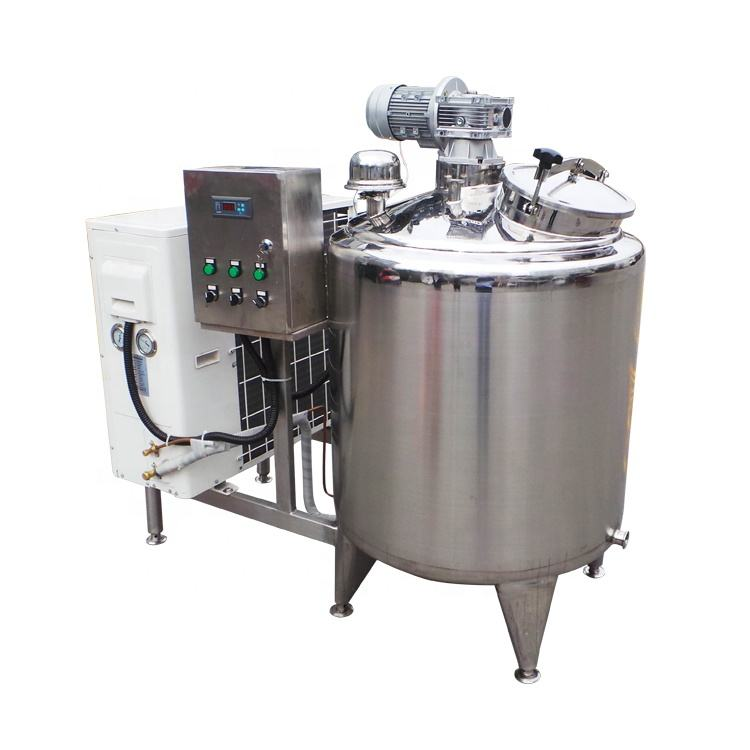 small milk cooling tank 1000 liters vertical milk cooling tank stainless steel 1000 liter milk cooling tank price