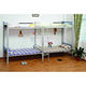 Modern Popular Hote Sale Steel Tube Material Hostels Bunk Beds Of Stable Strong Pipe