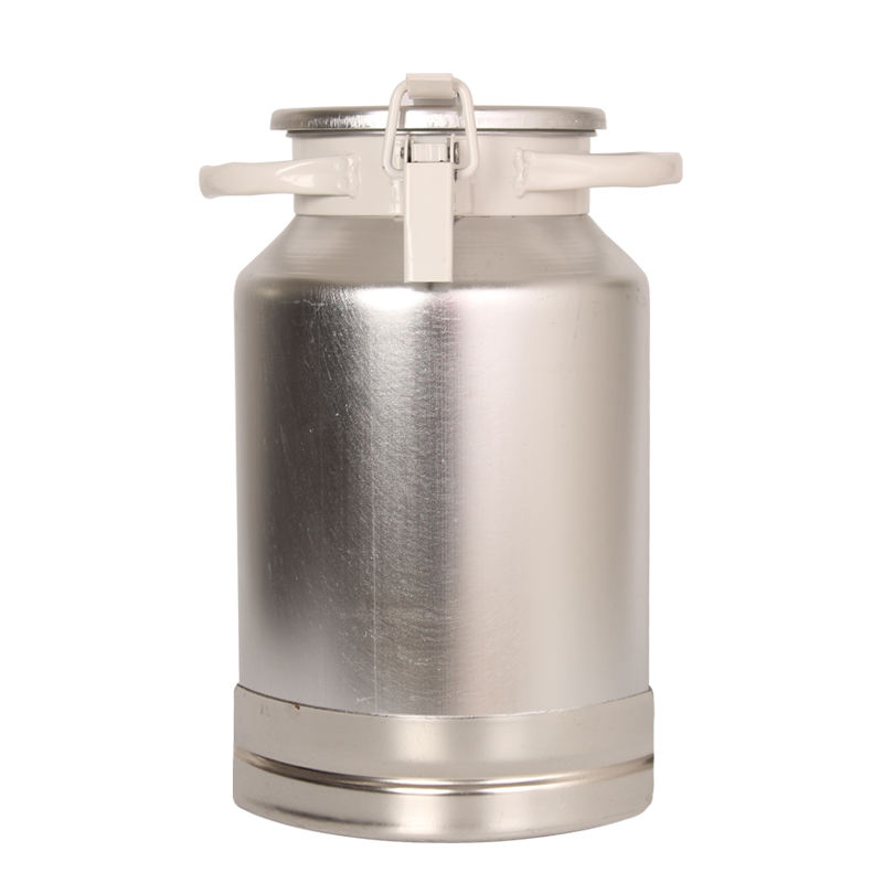 20L Aluminum Milk Transportable Can for Milk Transport and Storage