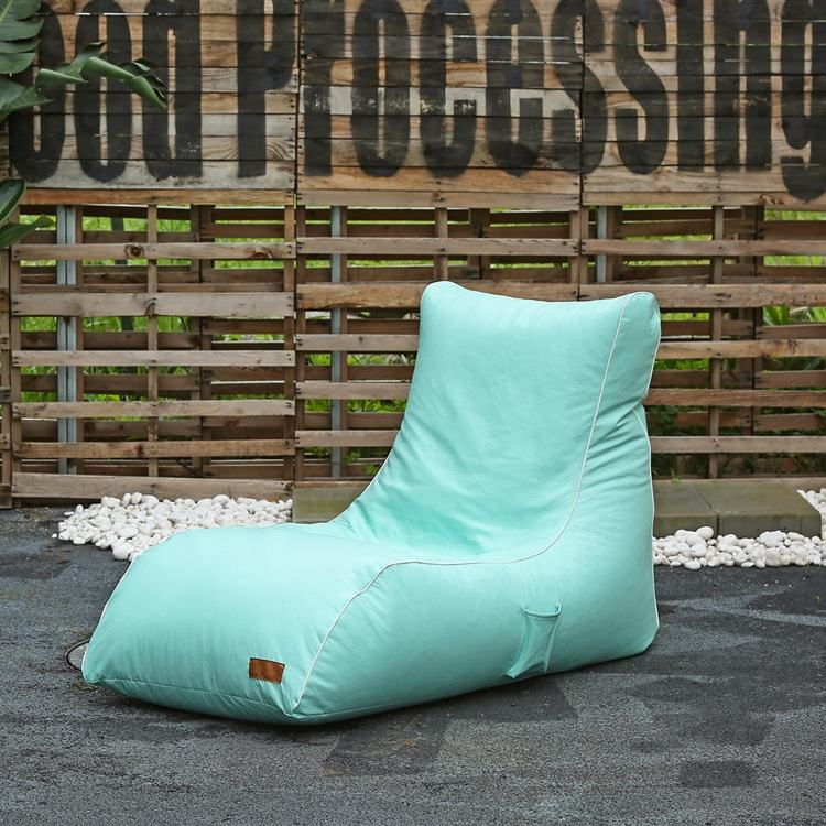 Hottest Contemporary Bean Bag Swimming Pool Sunbed Unique Chaise Outdoor Lounge Chair