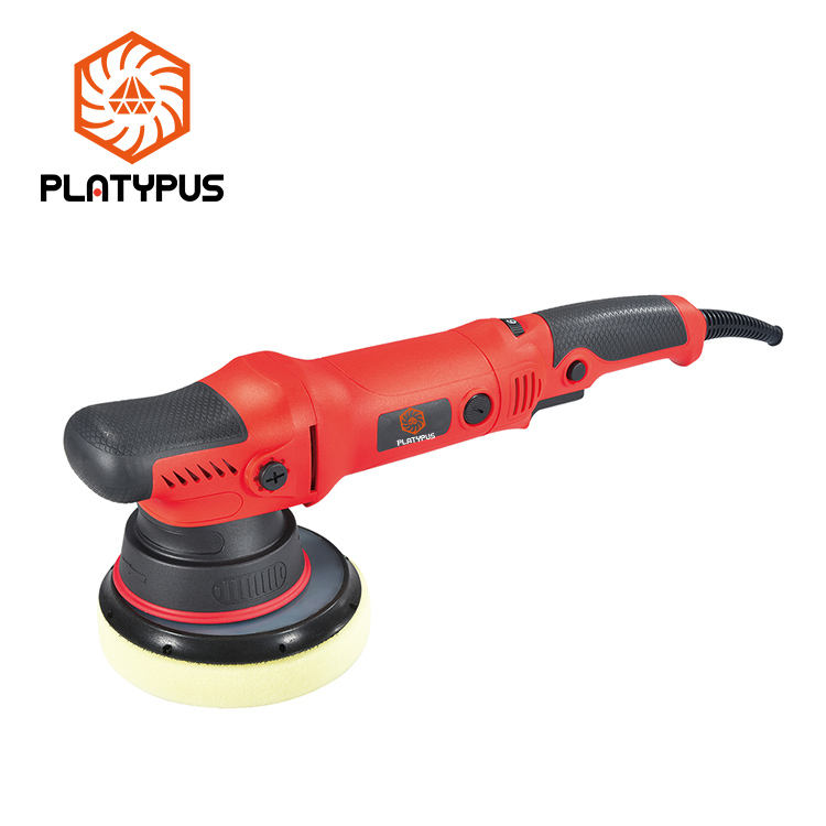 Low Price 1000w Dual Action Car Polisher Pulidora For Polishing Surface