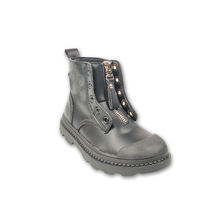 new arrival kids mid-claf boots children martin boots kids thin section boots on Autumn
