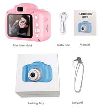 Brand 2020 New Mini Camera Toy with Video Play Game Camara Toy for Kids