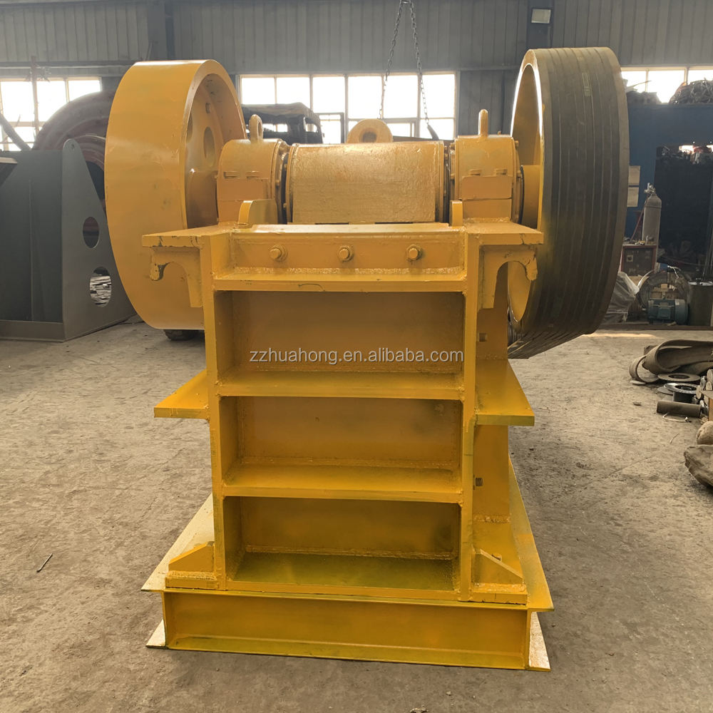 China cheap small jaw crasher of different model PE 250X400 and fine jaw crusher pe 250x1200 jaw crusher