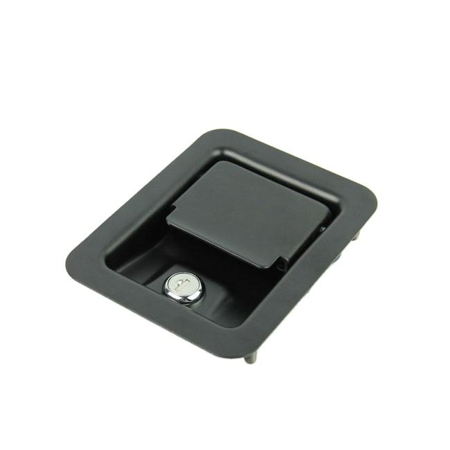 Black PA plastic housing handle Canopy paddle latch for Generator Equipment