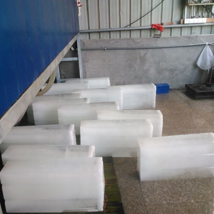 100 tons Block Ice Plant Ice Block Making Machine Price for Ice Factory