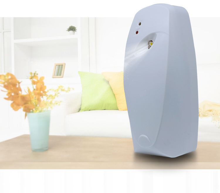 Lowest price OEM ODM Electric Automatic Spray Perfume Aerosol Air Freshener Dispenser Manufacturer