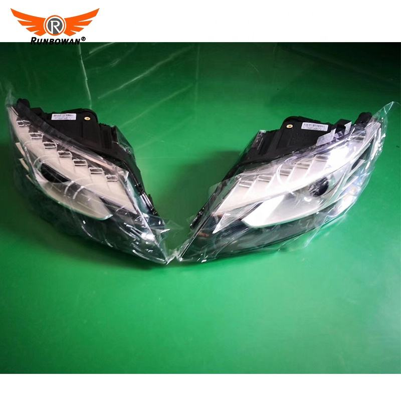 Automobile Light Front Lamp Fit Audi Q7 For Sale Audi Q7 Headlight HID Assembly Car Accessories Original Quality 2012-2015 Year