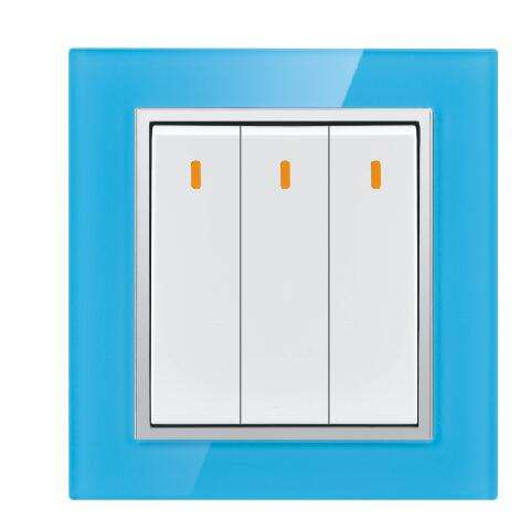 Attractive price new type touch light change over smart wall switch