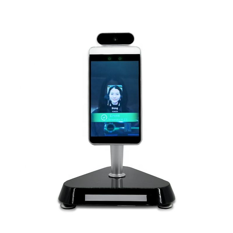 Vmaxpower Wholesale Face recognition camera ir scanner Remote Imaging instruments Floor stand attendance security access control