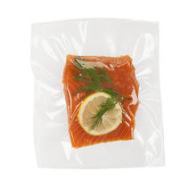 cooked meat package vacuum seal bag accept custom size printing pouch bags