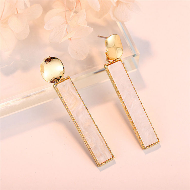 custom stylish climber crawlers tragus baguette safety pin screw back screwback converter earring sets for women