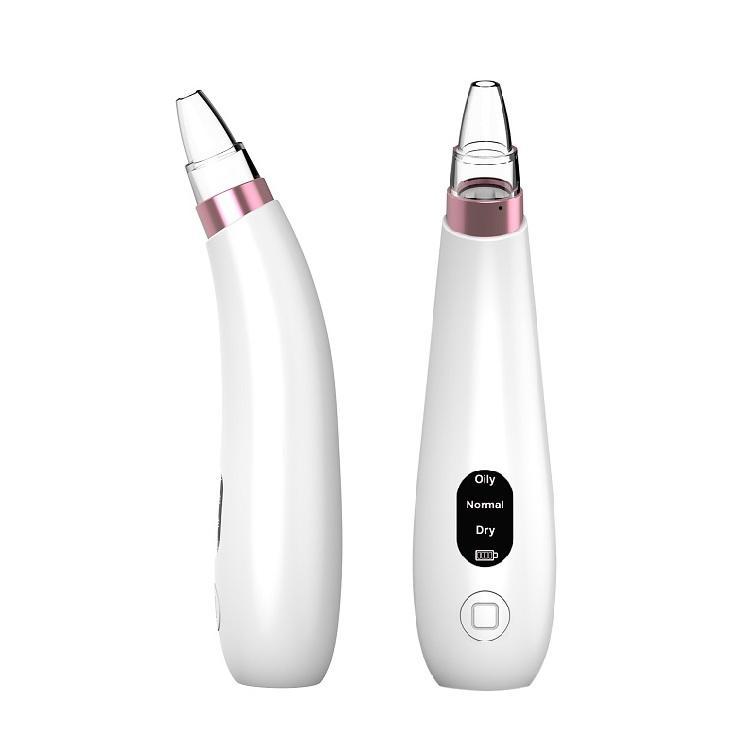 Mini CE ROHS FCC FDA Beauty Equipment Pore Vacuum Comedo Suction Blackhead Remover