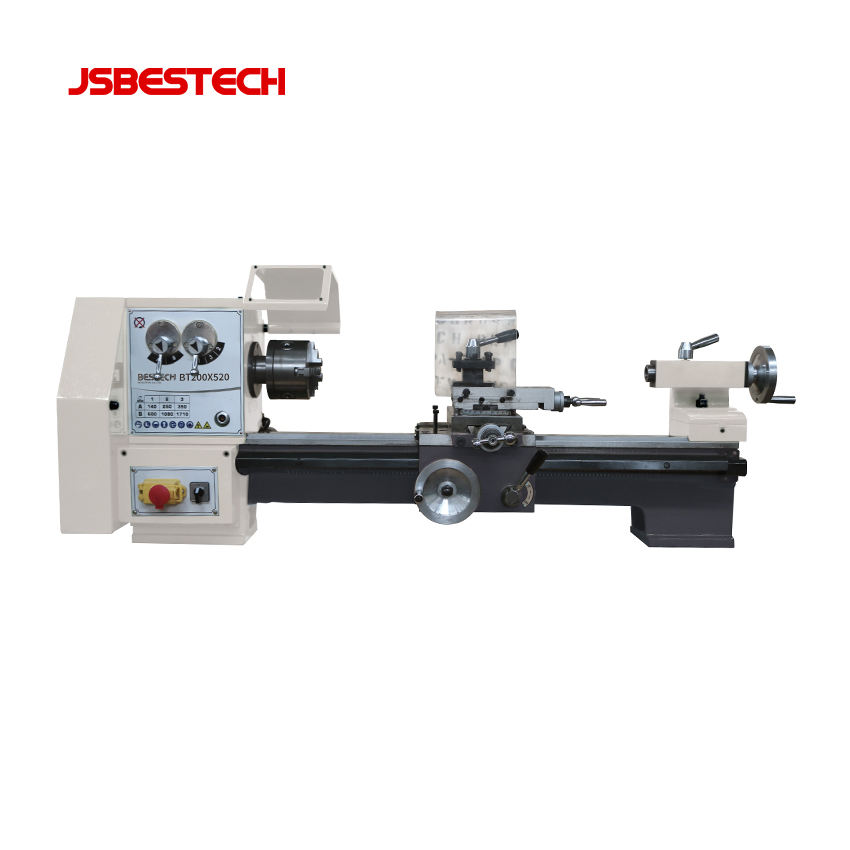BT200 Home used cheap price metal mini lathe for sale