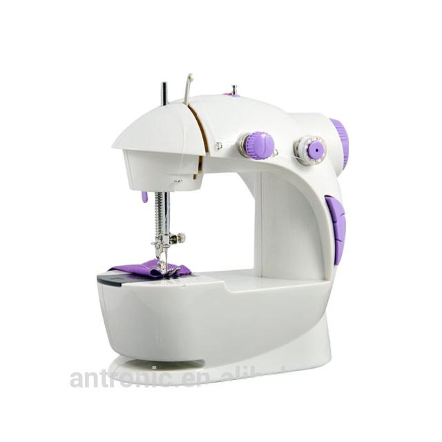 ATC-201 Household Mini Sewing Machine with automatic thread rewind