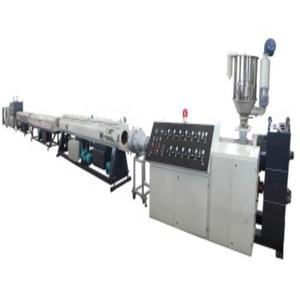 Manufacturers direct production of low energy plastic tube extrusion line