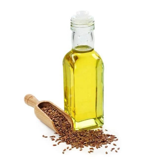 Cold Pressed Best Edible Linseed Vegetable Flaxseed Oil