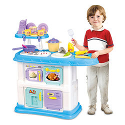 Funny toy plastic electric kitchen toy,Playhouse toy set