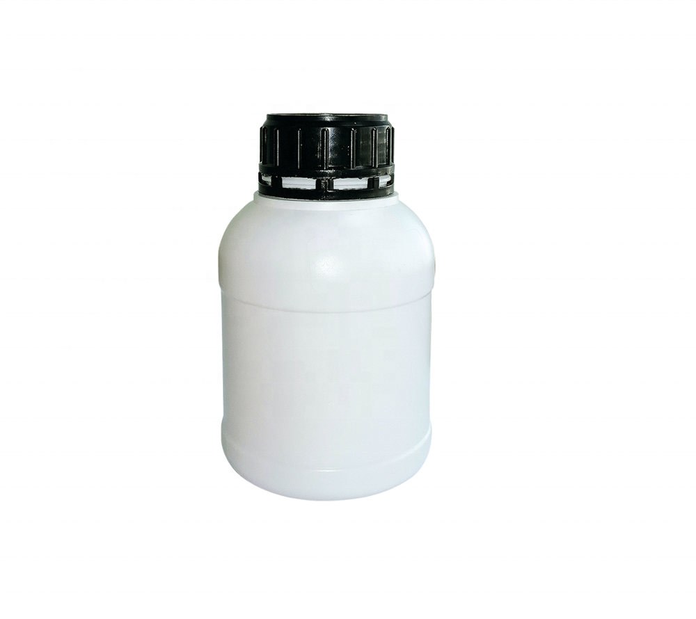 High Quality 500 ml Hdpe Bottle for liquids chemical resistance/Best Price 500 cc Hdpe bottle SK 50 mm for fertilizer vented cap