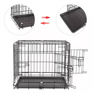 large dog cage metal kennels pet cages crate for dogs