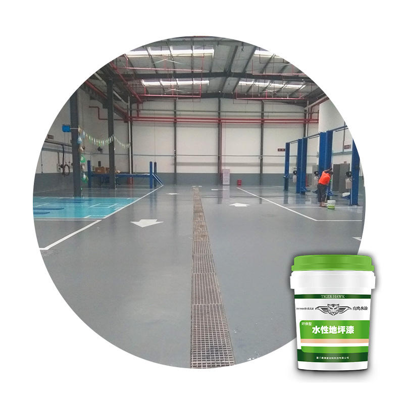 china polymer cement waterproof water based Epoxy Resin Floor paint Coating For Floor