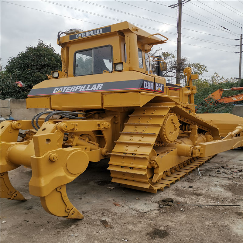 Good Quality Used Cat D8R Bulldozer Secondhand Caterpillar D8N/ D8R/ D8K /D8H Bulldozer For Sale