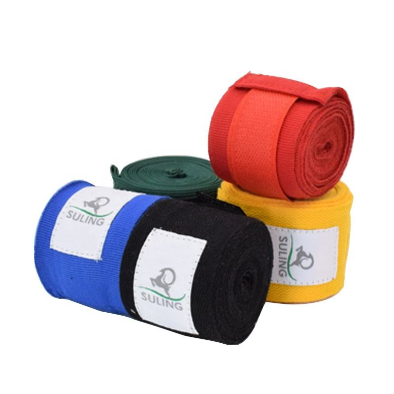 Wholesale Custom Sale High Quality Boxing Hand Wraps Boxing Bandage boxing gloves