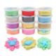 Sand Box Sand Little Toy LGW417 Children Fluffy Sand Toys Indoor Outdoor Colorful Magic Cotton Sand Mold Box Set