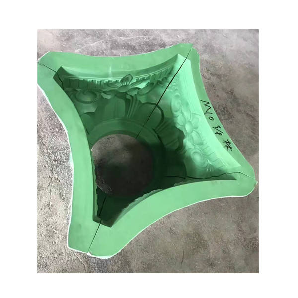 Fiberglass Silicone Rubber Moulds For Making GRC Roman Columns Capital