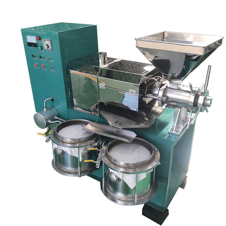 Reasonable design and simple operation oil press machine for sale