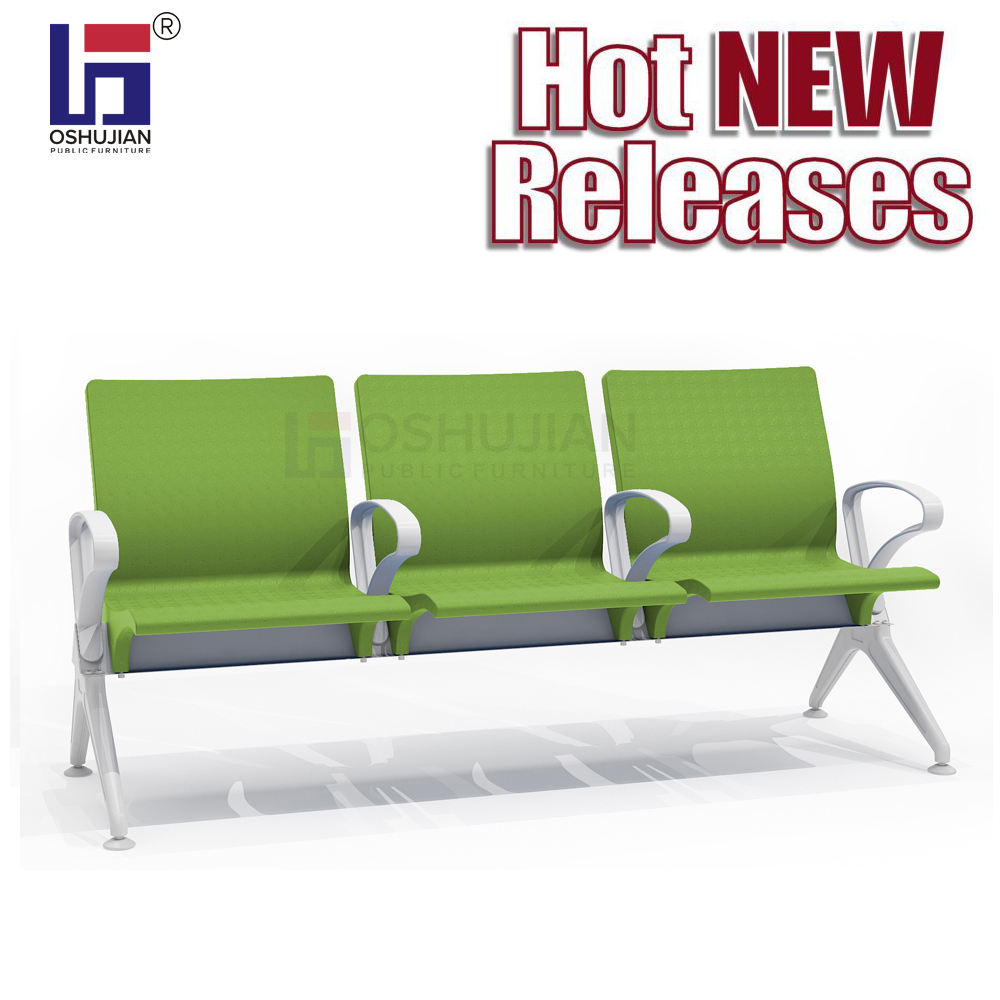 Hospital clinic health care waiting area room waiting bench gang seating chair
