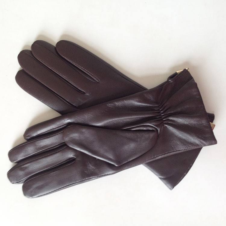 2020 winter wholesale custom touch screen ladies fashion gloves leather gloves women for driving cars