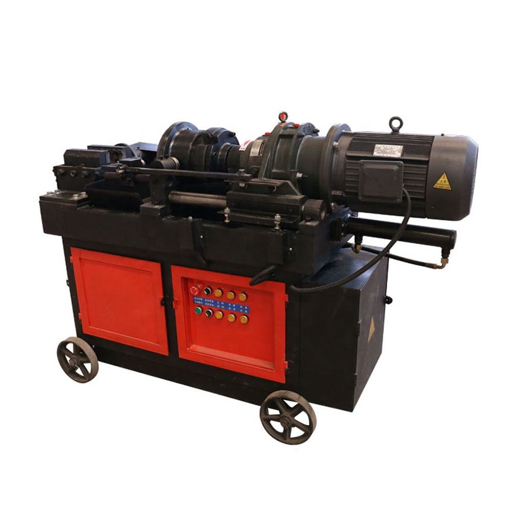Rebar Threading Machine for Processing Rebar thread of Building
