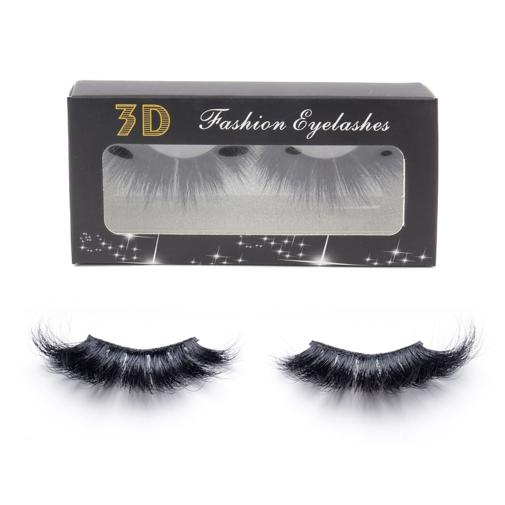 Mink Eyelashes False Real Mink Eyelashes Extensions Wholesale False Eyelashes