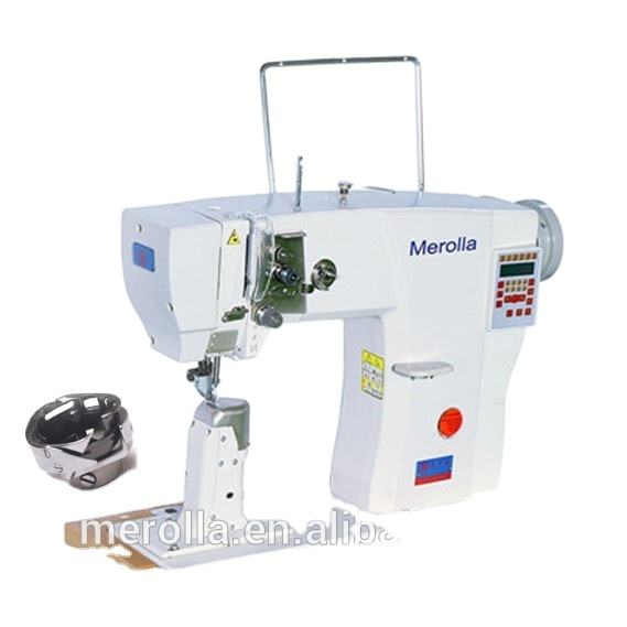 Best price SD791-S Import rotary shuttle hook Electric Industrial sewing machine for shoe bag belt cloth leather jeans curtain