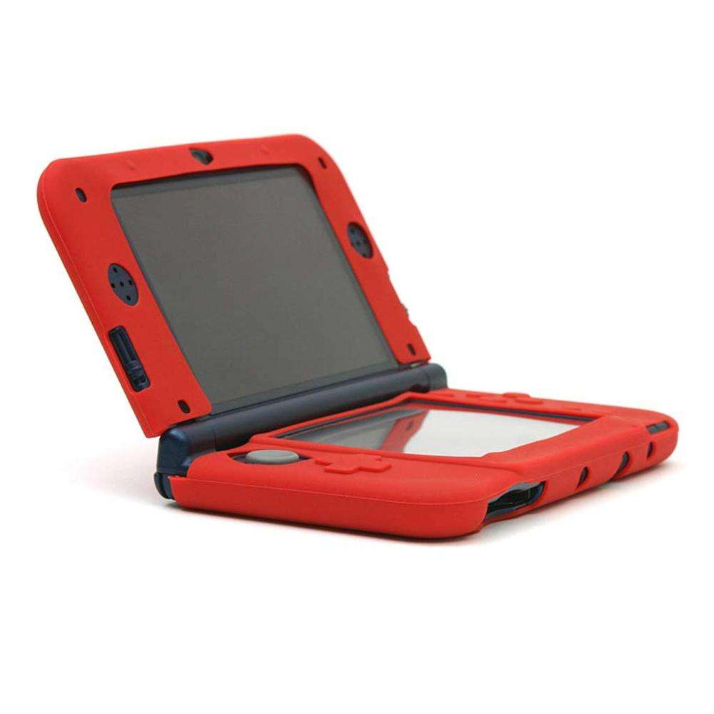 Silicone Cover Protective Shell Skin Case For Nintendo New 3DS XL/LL Console