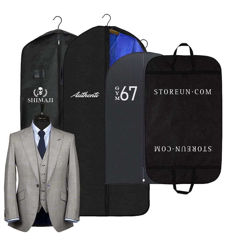 Anzug Abdeckung Tasche Kleidersack Hochzeit Kleid Lagerung Bag Staubdicht Reise