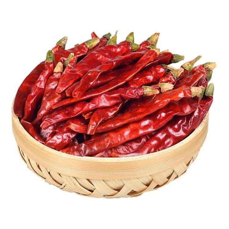 Dried chilli S17 Indian devil pepper Superior 75000-110000 SHU 50-60 ASTA Price of Teja/S17 Chilli, Cayenne Pepper with cat/hat